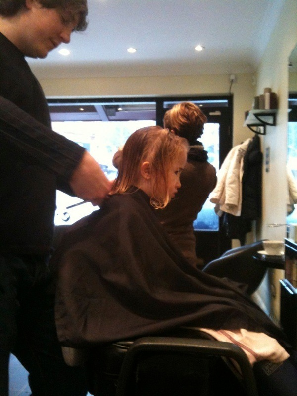 Just A Trim Being Maddies Dad The Boichat Files