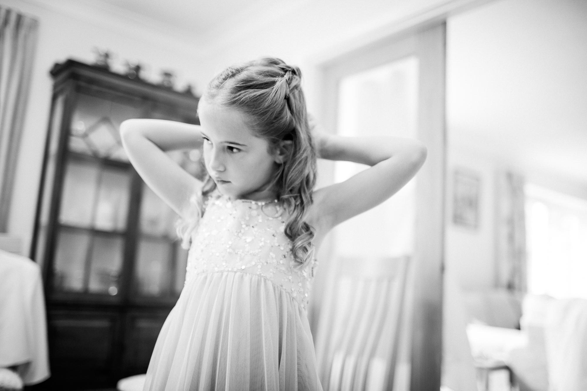 Little Flower Girl Being Maddies Dad The Boichat Files